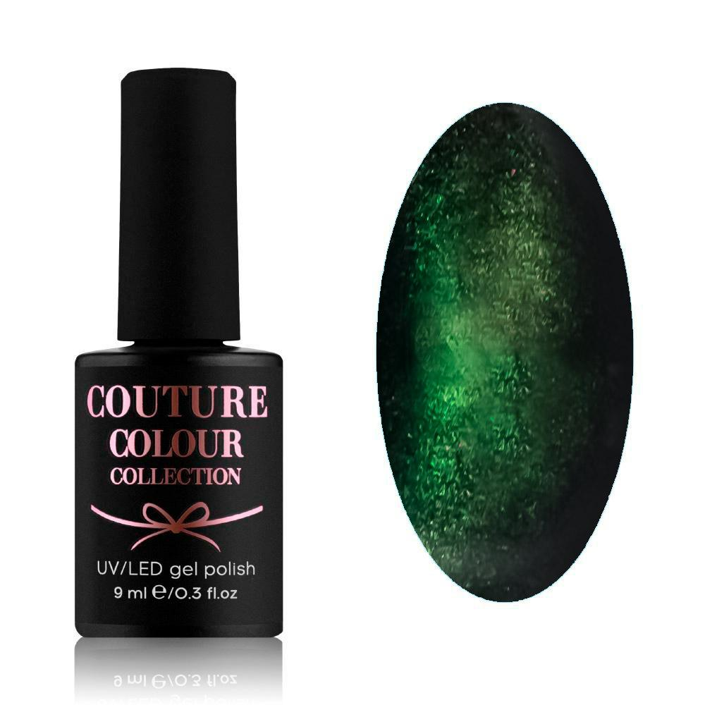 Купить Гель-лак COUTURE Colour Galaxy Touch (`Cat Eye`) GT01 9 мл на Beauty Prof