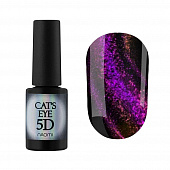 Купить  Гель-лак С91 5D Gel Polish Cat Eyes 6мл. NAOMI на Beauty Prof