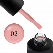 База под гель-лак Rubber Comouflage № 2 Base Coat COUTURE Colour 9 мл